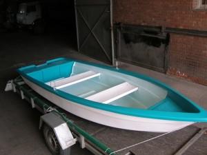 Horgászcsónak HCS-04