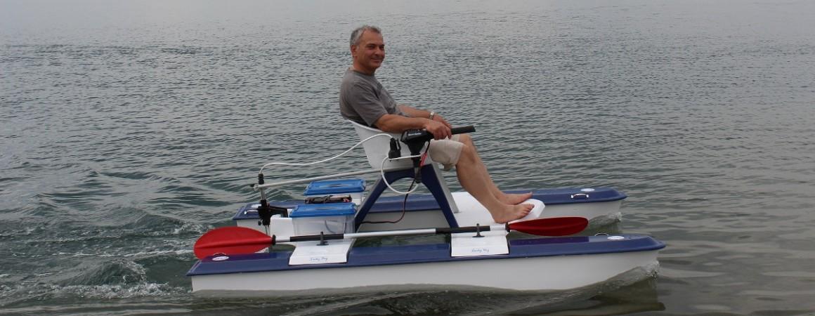 Lucky Boy LB-01 csónak